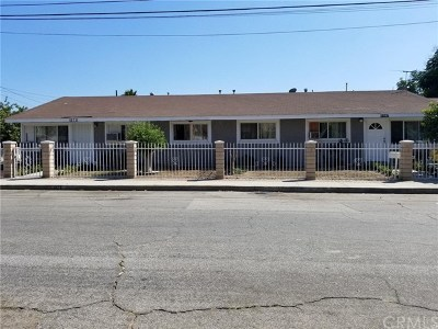 Pomona Multi Family Home For Sale: 197 Newman Street