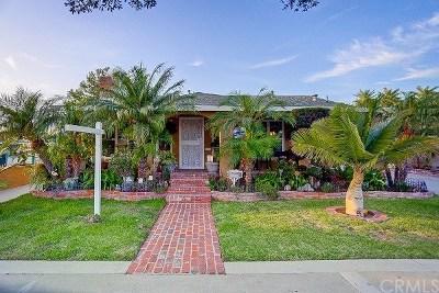 Bellflower Single Family Home For Sale: 9311 Nichols Street