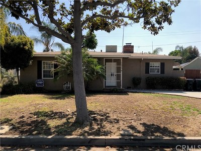Whittier CA Single Family Home For Sale: $529,000