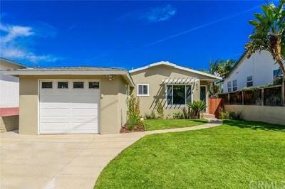 San Pedro Single Family Home For Sale: 858 W 20th Street