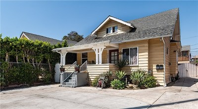 Los Angeles Multi Family Home For Sale: 2035 W 31st Street