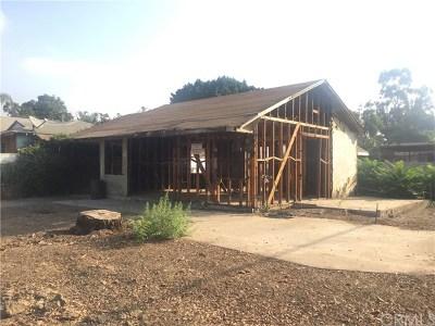 Whittier Single Family Home For Sale: 2208 Kaydel Road