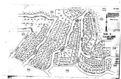 Lucerne Residential Lots & Land For Sale: 6777 Leslie Road