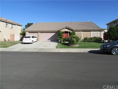 Victorville Single Family Home For Sale: 14733 Ladybird Lane