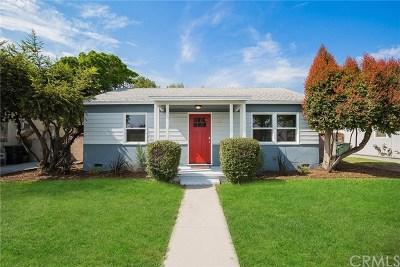 Duarte Single Family Home For Sale: 2567 Maynard Drive