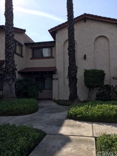 Pico Rivera Condo/Townhouse For Sale: 8221 Rosemead Boulevard