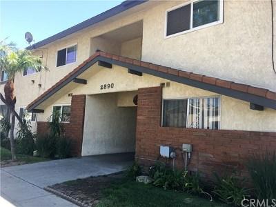 Long Beach Condo/Townhouse For Sale: 2890 E Artesia Boulevard #46