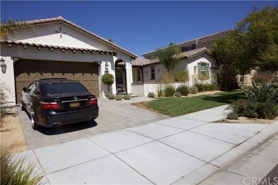 Eastvale Single Family Home For Sale: 13216 Berts Way