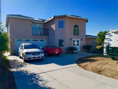 Whittier CA Multi Family Home For Sale: $995,000