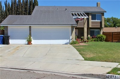 Ontario Single Family Home For Sale: 2413 S Del Norte Place