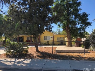 Moreno Valley Multi Family Home For Sale: 21631 Cottonwood Avenue