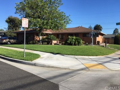 La Habra Single Family Home For Sale: 9332 Canfield Drive