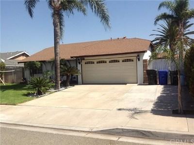 Fontana Single Family Home For Sale: 9045 Box Elder Court
