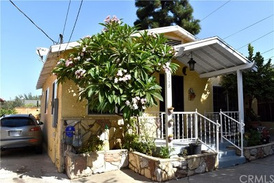 Los Angeles Single Family Home For Sale: 349 Stowe Terrace