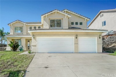 Moreno Valley Single Family Home For Sale: 21750 Calle Prima