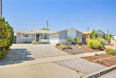 Gardena Single Family Home For Sale: 13513 S Wilkie Avenue