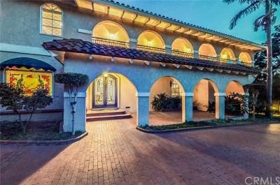 La Habra Heights Single Family Home For Sale: 1270 Popenoe Road