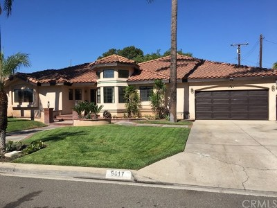 Downey Single Family Home For Sale: 9017 Suva Street