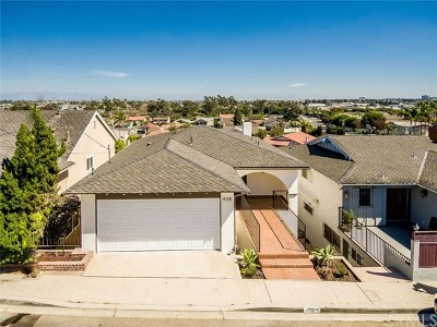 Los Angeles County Single Family Home For Sale: 408 N Prospect (Service Street) Avenue