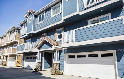 Downey Condo/Townhouse Active Under Contract: 9559 Firestone Boulevard #C