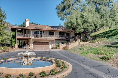 Fallbrook Single Family Home For Sale: 2802 Lakemont Drive