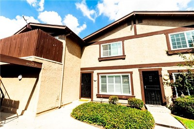 Paramount Condo/Townhouse For Sale: 8514 Elburg Street #C