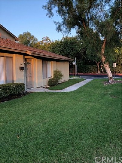 West Covina Condo/Townhouse For Sale: 2143 E Aroma Drive #A