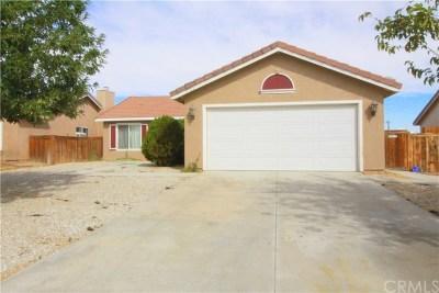 Adelanto Single Family Home For Sale: 11722 Cambridge Street