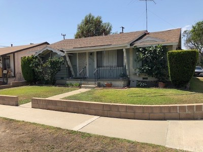 Lakewood Single Family Home For Sale: 11535 214th Street