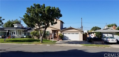 Buena Park Single Family Home For Sale: 5805 Panama Drive