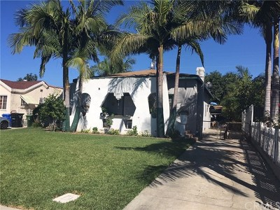 Huntington Park Single Family Home For Sale: 2919 Grand Avenue