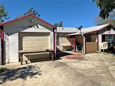 Highland Single Family Home For Sale: 7524 Lankershim Avenue