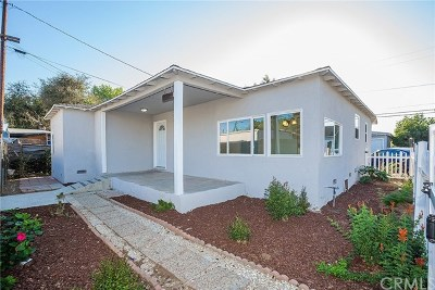 Whittier Single Family Home For Sale: 11907 Laurel Avenue