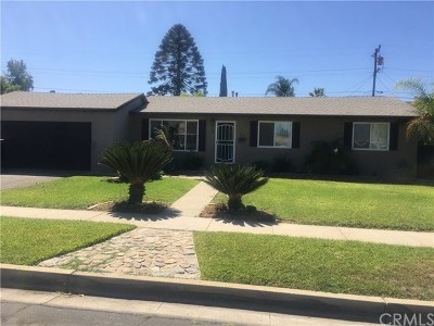 Corona Single Family Home For Sale: 414 W Monterey Road