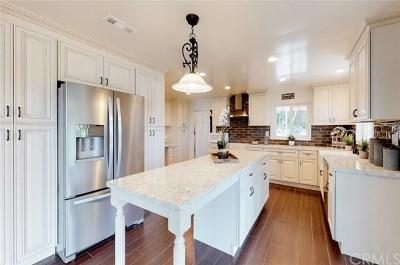 La Habra Heights Single Family Home For Sale: 484 E Avocado Crest Road