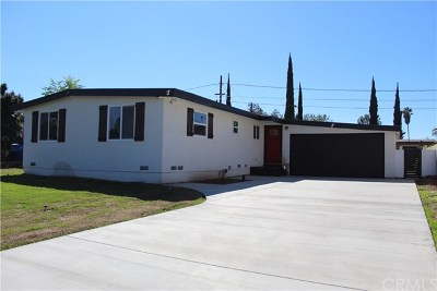Riverside Single Family Home For Sale: 3520 Shelley Way