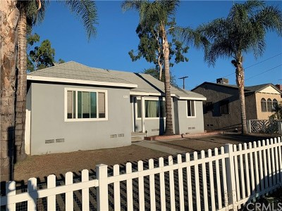 Whittier CA Single Family Home For Sale: $469,900