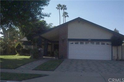 Placentia Single Family Home For Sale: 819 Hibiscus Way