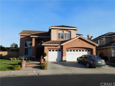 La Mirada Single Family Home For Sale: 13514 Meganwood Place