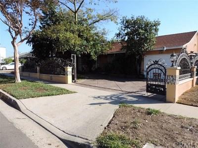Norwalk Single Family Home For Sale: 12158 Achilles Street