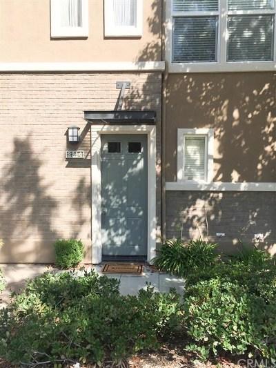 Fullerton Condo/Townhouse For Sale: 2214 Clark Drive