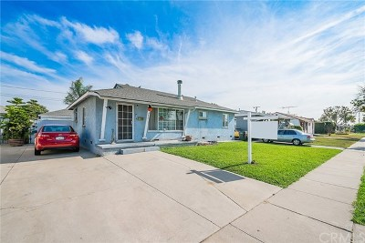Pico Rivera Single Family Home For Sale: 8630 Sideview Drive