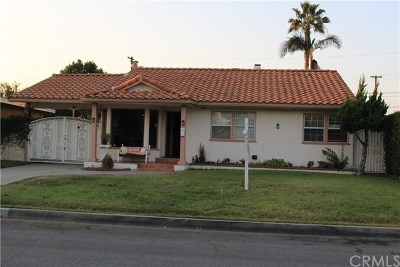 Downey Single Family Home For Sale: 9725 Birchdale Avenue