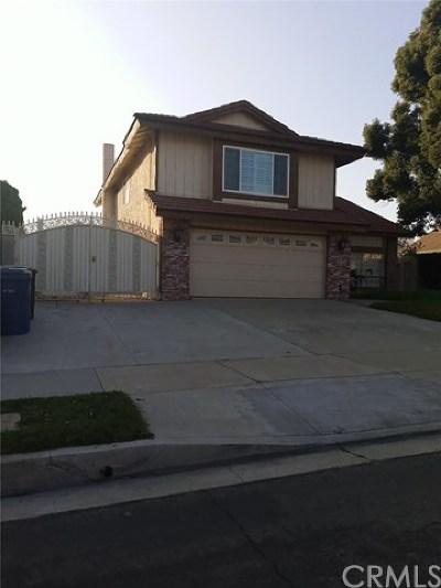 Ontario Single Family Home For Sale: 2632 S Del Norte Avenue