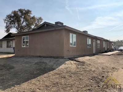 Bakersfield Multi Family Home For Sale: 603 Columbus Street