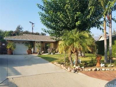 Azusa CA Single Family Home For Sale: $499,888