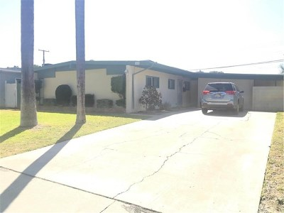 Whittier Single Family Home For Sale: 9582 Mina Avenue