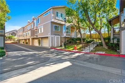Orange Condo/Townhouse For Sale: 605 N Pageant Drive #E