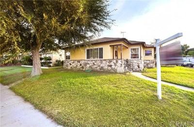 Pico Rivera Single Family Home For Sale: 8702 Mines Avenue