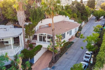 Hollywood Single Family Home For Sale: 6763 Whitley